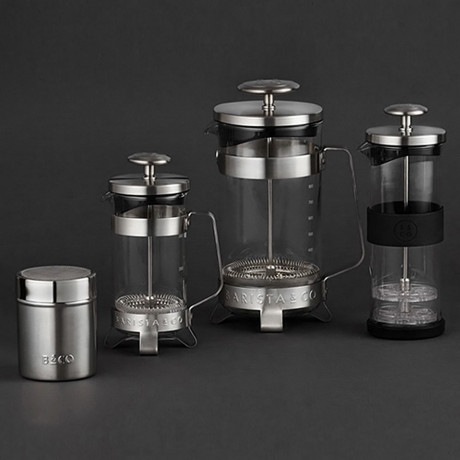 Френч-пресс на 3 чашки Electric Steel, Barista & Co - 40884