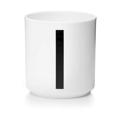 Персональна фарфорова чашка I, Design Letters - 42509