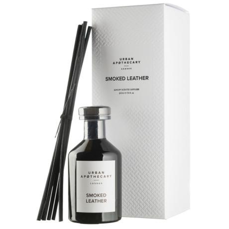 Аромадиффузор Smoked Leather 200мл, Urban Apothecary - 85369