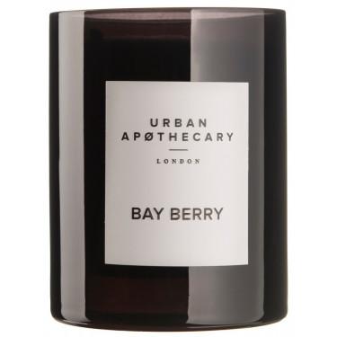Свеча ароматическая Bay Berry, Urban Apothecary