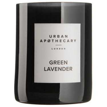 Свеча ароматическая Green Lavender, Urban Apothecary