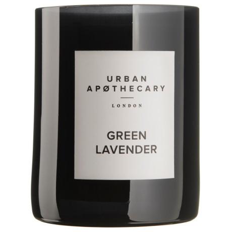 Свеча ароматическая Green Lavender, Urban Apothecary - 85354