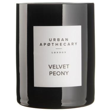 Свеча ароматическая Velvet Peony, Urban Apothecary