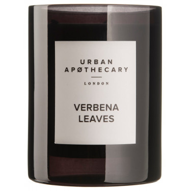Свеча ароматическая Verbena Leaves, Urban Apothecary