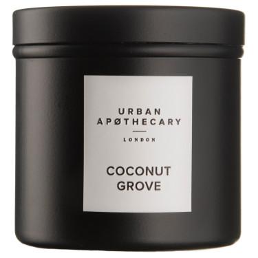 Свеча ароматическая (тумблер) Coconut Grove, Urban Apothecary