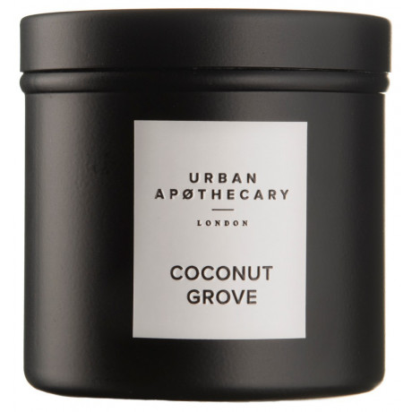 Свеча ароматическая (тумблер) Coconut Grove, Urban Apothecary - 85365