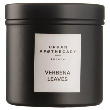Свеча ароматическая (тумблер) Verbena Leaves, Urban Apothecary