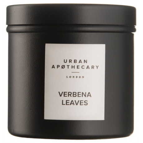 Свеча ароматическая (тумблер) Verbena Leaves, Urban Apothecary - 85360