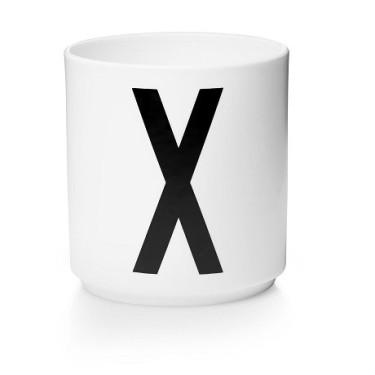 Персональна фарфорова чашка X, Design Letters