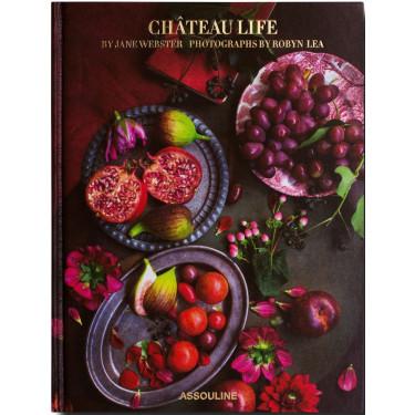 Жизнь в Шато (книга рецептов). Assouline - 42249