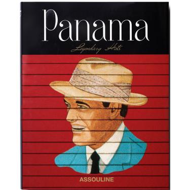 Панама: Легендарные шляпы. Assouline - 42377