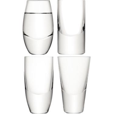 Бокал для водки (4шт в уп) Lulu, LSA international - 20297