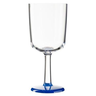 Бокал для вина синий из тритана 300мл Marc Newson, Palm - 85580