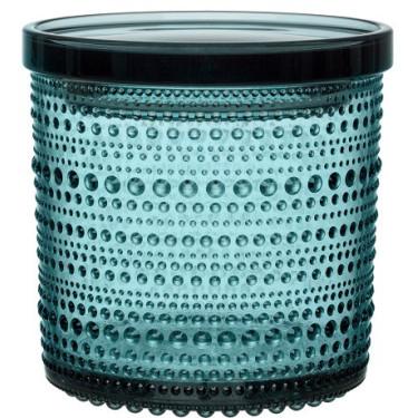 Емкость для хранения Sea blue 11,6х11,4см Kastehelmi, Iittala