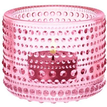 Подсвечник светло-розовый 64мм Kastehelmi, Iittala