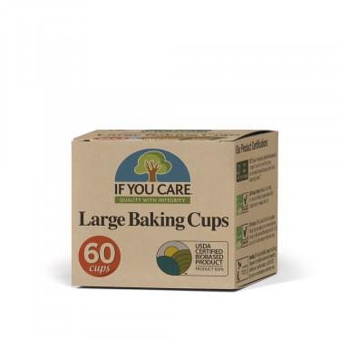 Формы для выпечки средние 6,35см 60шт, If You Care - 15273
