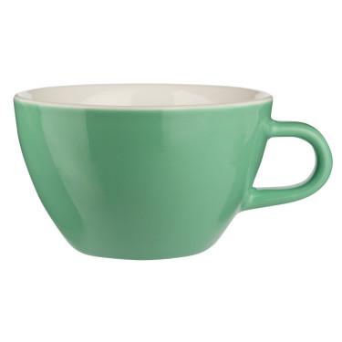 Чашка для капучино 190мл зеленый, Acme
