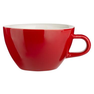 Чашка для латте 280мл красный, Acme