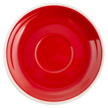 Блюдце 11см красный, Acme