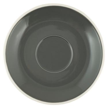 Блюдце 14см серый, Acme