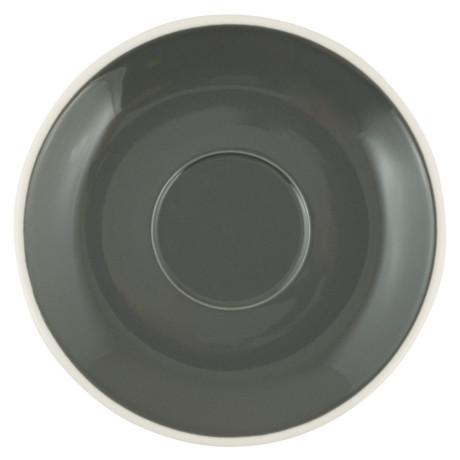 Блюдце 15см серый, Acme - 43435