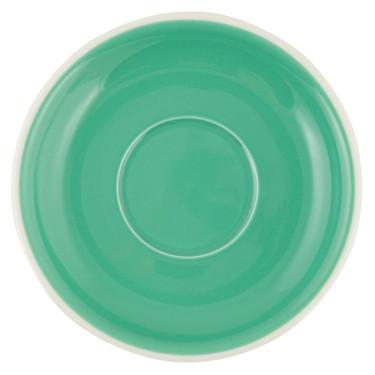 Блюдце 15см зеленый, Acme