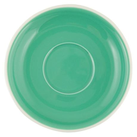 Блюдце 15см зеленый, Acme - 43436