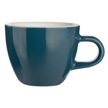 Чашка для флет вайт 150мл синий, Acme