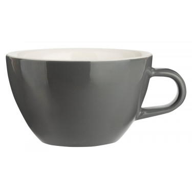 Чашка для капучино 190мл серый, Acme