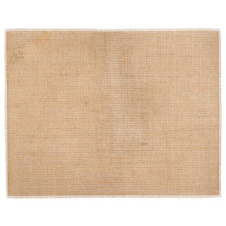 Салфетка столовая льняная белая 45х35см Quadrille, Charvet Editions - 44380