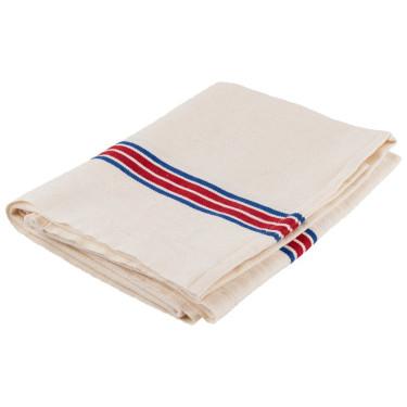 Полотенце кухонное красно-голубое 52х75см Piano, Charvet Editions - 44388
