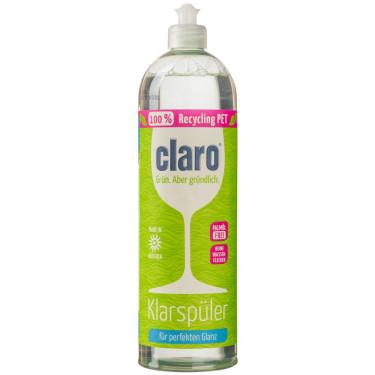 Ополаскиватель для стекла (для посудомоечных машин) Eco Rinse Aid 1л, Claro