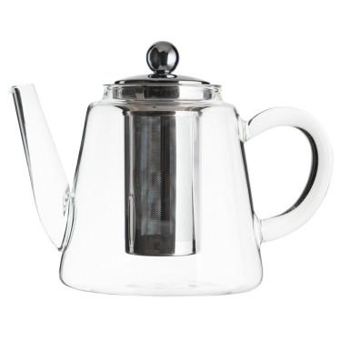 Заварник для чая стеклянный Jasmin 1,2л, Cristel