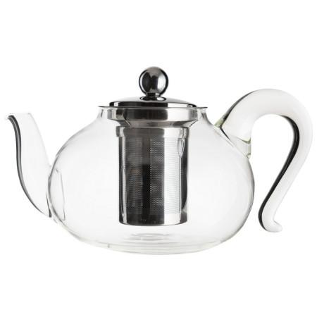 Заварник для чая стеклянный Sakura 1,2л, Cristel - 44721