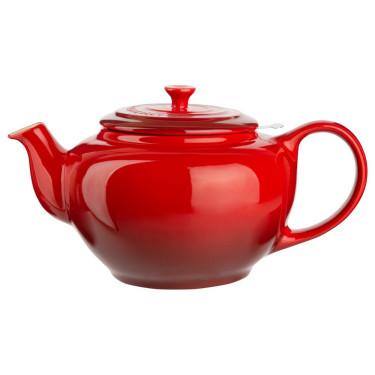 Заварник для чая красный 1,3л, Le Creuset