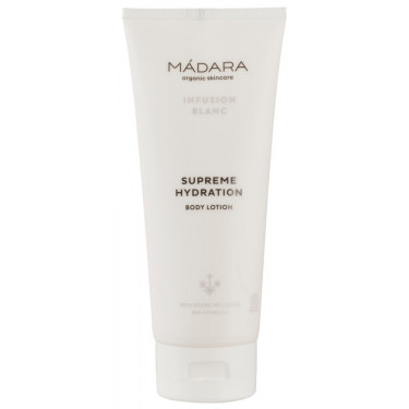 Увлажняющий лосьон для тела Infusion Blanc 200мл, Madara Cosmetics
