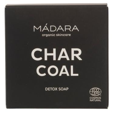 Мыло детокс Charcoal 90г, Madara Cosmetics