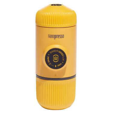 Портативная эспрессо кофеварка Nanopresso желтая, Wacaco - 44918