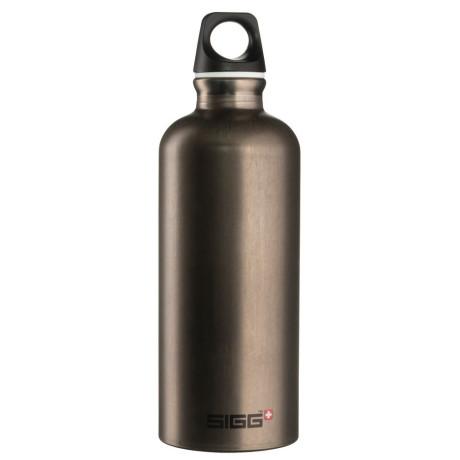 Бутылка для воды Traveller Smoked Pearl 600мл, Sigg - 44600