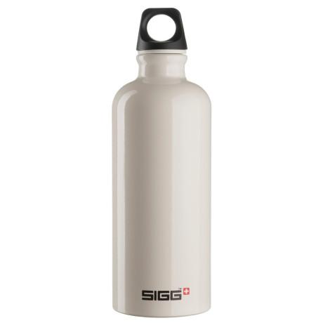 Бутылка для воды Traveller White 600мл, Sigg - 44601