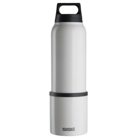 Термос белый 750мл Hot & Cold, Sigg - 44606