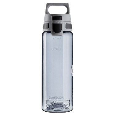Бутылка для воды Anthracite 600мл Total, Sigg