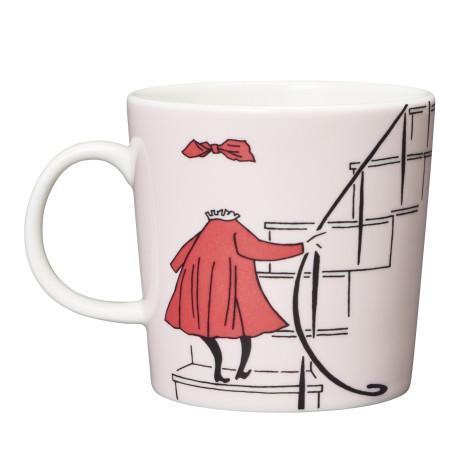 Чашка Нинни пудровая 300мл Moomin, Arabia - 44921
