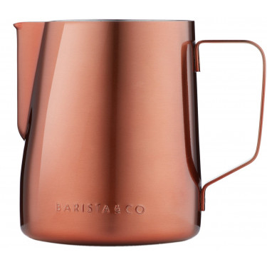 Молочник Core Milk Jug медного цвета 600мл, Barista & Co