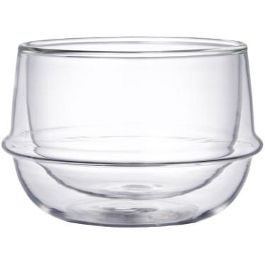 Чашка с двойным стеклом 200мл Kronos, Kinto - 20903