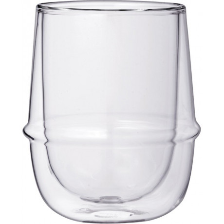 Чашка с двойным стеклом 250мл Kronos, Kinto - 20904