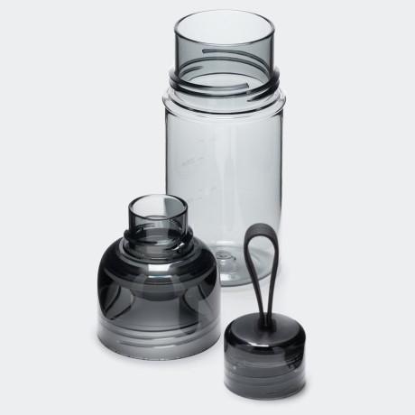 Бутылка Workout Bottle 480мл фиолетовая, Kinto - 45764
