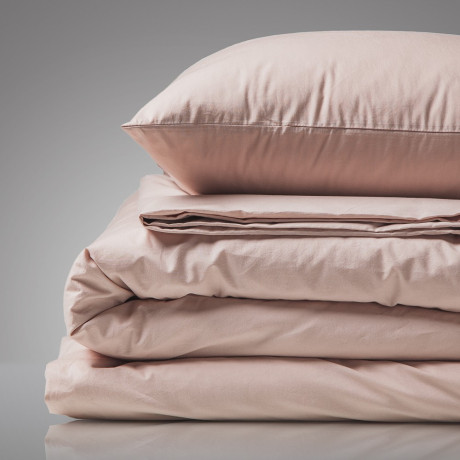 Комплект постельного белья Цветение нежности, Home Me - 86478