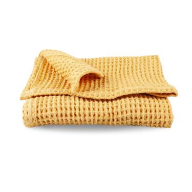 Полотенце желтое 50х70см, Home Me