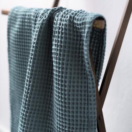 Полотенце голубое 50х100 см, Home Me - 87318